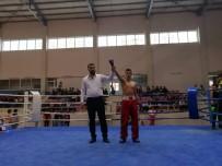 AVRUPA ŞAMPİYONU - Kayseri'de Kick Boks Türkiye Şampiyonası Heyecanı