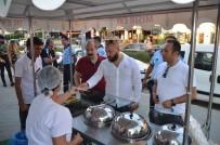 BELEDİYE MECLİS ÜYESİ - Kuşadası Belediyesi'nden Seyyar Satıcılara Denetim