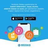 MEDAŞ, Mobil Uygulama İle Kullanıcıların Hayatını Kolaylaştırıyor