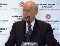 MHP - MHP Genel Başkanı Bahçeli'den S-400 açıklaması