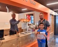 OSMANGAZI BELEDIYESI - Osmangazi'den Öğrencilere Ücretsiz Müze Bileti