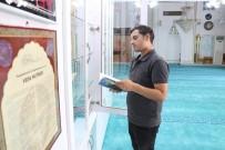 CAMİ İMAMI - Edirne'de 5 Vakit Açık 'Cami' Kütüphanesi
