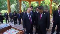 RUSYA - Putin'den Xi'ye Doğum Günü Jesti