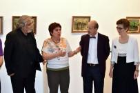 ARKEOLOJI - SANKO Sanat Galerisinde Seramik Sergisi
