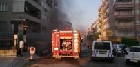 MEDIKAL - Şanlıurfa'da İşyerinde Çıkan Yangın Korkuttu
