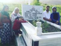 DURANKAYA - Şehit Jandarma Er Tatlı Mezarı Başında Anıldı