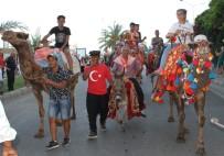 BÜLENT ERSOY - Turizm Ve Sanat Festivali, Yörük Göçü Ve Kortejle Başladı