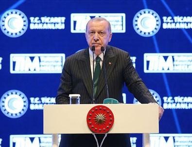 Cumhurbaşkanı Erdoğan: İhracatçılar döviz satın alırken kambiyo vergisi ödemeyecek