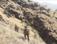 Hakurk'a Pençe Harekatı'yla terör örgütlerine büyük darbe