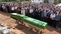 Selde Hayatını Kaybede Karı Koca Toprağa Verildi