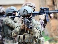 Cehennem Deresi'nde operasyon: 8 terörist etkisiz hale getirildi