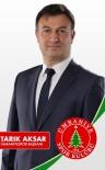 ÜMRANİYESPOR - Ümraniyespor'da Yeni Başkan Tarık Aksar Oldu