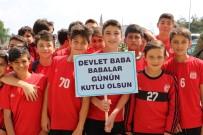 SEVGİ EVLERİ - Valiye 'Babalar Günü' Sürprizi