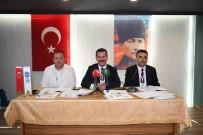 Yağlı Güreş Düzenleyen Kentler Birliği Başkanı Açıklaması Yücel Yılmaz