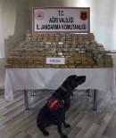 Ağrı'da 585 Kilogram Eroin Ele Geçirildi