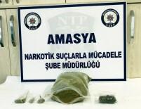 Amasya'da Uyuşturucu Operasyonu Açıklaması 3 Gözaltı