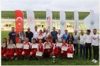 Analig Softbol'da Kayseri Kız Takımı Türkiye Şampiyonu Oldu
