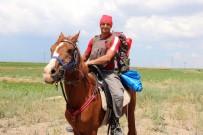 Askerlik Görevi İçin At Sırtında Yola Çıktı, 24 Kilometre Mesafe Yaparak Yozgat'a Ulaştı