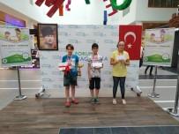 ALIŞVERİŞ MERKEZİ - Babalar Günü Satranç Turnuvasının Kazananları Belli Oldu