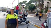 ELEKTRİKLİ BİSİKLET - Balıkesir'de Elektrikli Bisikletler Denetlendi