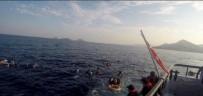 HELIKOPTER - Bodrum'da Batan Teknede 12 Kişinin Cesedine Ulaşıldı