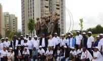 AFRİKALI - Çankaya'da Afrika Birliği Ülkeleri İçin 35 Fidan Dikildi