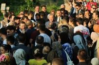 Cumhurbaşkanı Erdoğan Nakkaştepe Millet Bahçesi'ni Gezdi