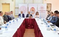 BESLENME DOSTU - Denizli'de 'Beyaz Bayrak Ve Beslenme Dostu Okul' Sertifika Töreni