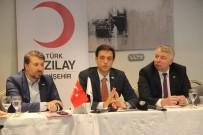 TÜRK KıZıLAYı - Eskişehir Kızılayı'nda Ramazan Ayı Bağışlarında Rekor Artış