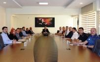 FINDIK TOPLAMA - Fatsa'da METİP Toplantısı
