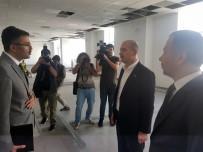 TELEFON GÖRÜŞMESİ - İçişleri Bakanı Soylu Açıklaması 'İstanbul'da 155'E Yapılan Çağrılarda İntikal Süresi 7,5 Dakikaya Kadar Düşürüldü'