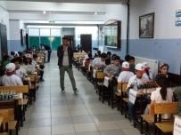Iğdır'da Satranç Turnuvası Düzenlendi