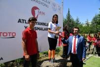 Isparta'daki Atlı Dayanıklılık Yarışları Tamamlandı