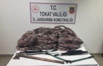 Kablo Hırsızlarına Suçüstü Baskın