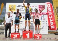 MEHMET CAN - Konya Dağ Bisikleti Yarışmalarına Kayseri Damgası