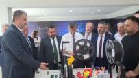 ÖDÜL TÖRENİ - MÜSİAD Genel Başkanı Kaan BİLSEM'i İnceledi