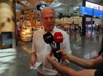 İRAN - Mustafa Denizli İran'a Gitti