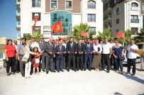 MEHMET YıLMAZ - Osmanlı Turan Ocakları Hatay İl Başkanlığı Açıldı