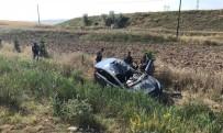 Otomobil Takla Attı Açıklaması 2'Si Ağır, 6 Yaralı