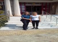 PARMAK İZİ - Sahte Kimlik Kullanan 2 Şüpheli Parmak İzlerinden Yakalandı