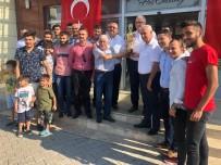 KUPA TÖRENİ - Salihli Kurtuluşspor Kupasına Kavuştu