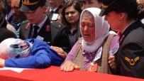 Şehit Jandarma Teğmen Şafak Evran, Son Yolculuğuna Uğurlandı
