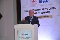 YıLDıZ TEKNIK ÜNIVERSITESI - Sinop'ta Suda Boğulmalar Ve Çeken Akıntı Ulusal Çalıştayı Düzenlendi