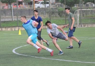 Trabzon rugby sporu ile tanıştı