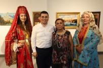 ÖZBEKISTAN - Uluslararası Sanatçılar Kepez'de Buluştu