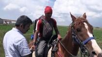 Vatani Görevi İçin At Sırtında Yola Çıkan Duman Yozgat'a Ulaştı