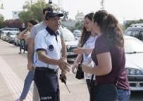 ATATÜRK EVİ - YKS'ya Geç Kalan Öğrencilerin Yardımına Zabıta Ekipleri Yetişti