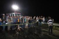 Yozgat'ta Yolcu Otobüsü Devrildi Açıklaması 15 Yaralı