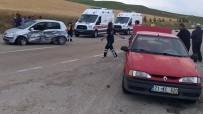 Zincirleme Trafik Kazası Açıklaması 5 Yaralı