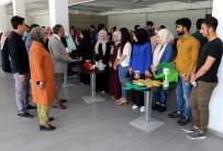 Ağrı İbrahim Çeçen Üniversitesi Öğrencileri 'Sıfır Atık Projesi' Materyal Sergisi Açtı